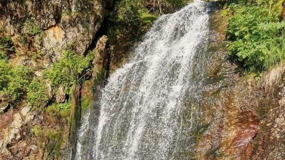 Алгуйский водопад