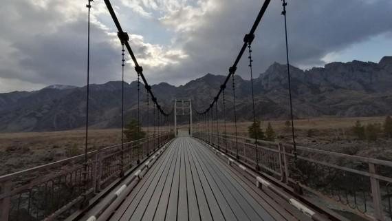 Мост на Ороктой
