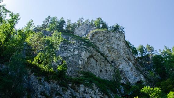 Тавдинские (или Талдинские) пещеры